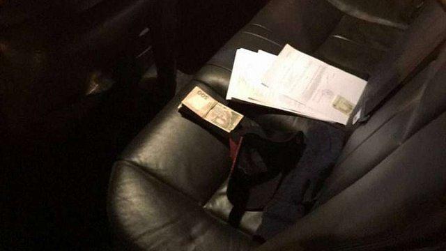 На хабарі в $3 тис. у Кривому Розі затримали прокурора