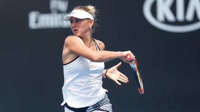 Українська тенісистка обіграла росіянку і вийшла у фінал юніорського Australian Open