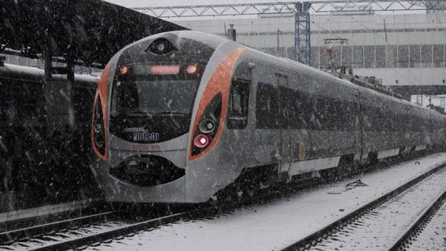 За перший місяць роботи потяг Київ – Перемишль перевіз понад 12 тис. пасажирів