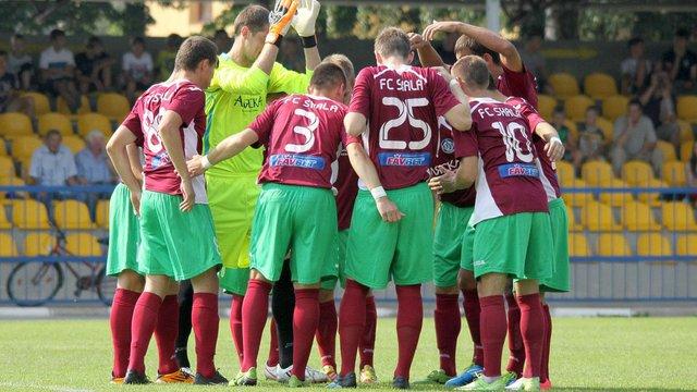 Стрийська «Скала» дограє сезон у першій лізі України
