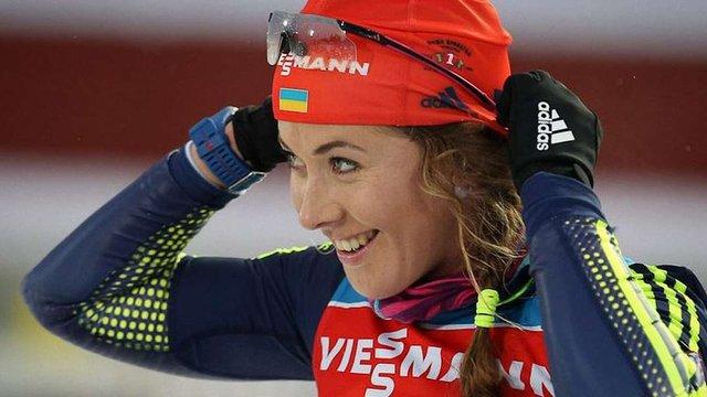 Українка Юлія Джима стала чемпіонкою Європи з біатлону
