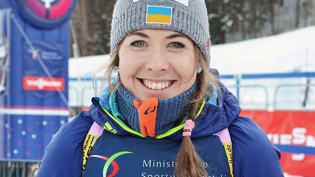 Юлія Джима завоювала срібну медаль чемпіонату Європи з біатлону