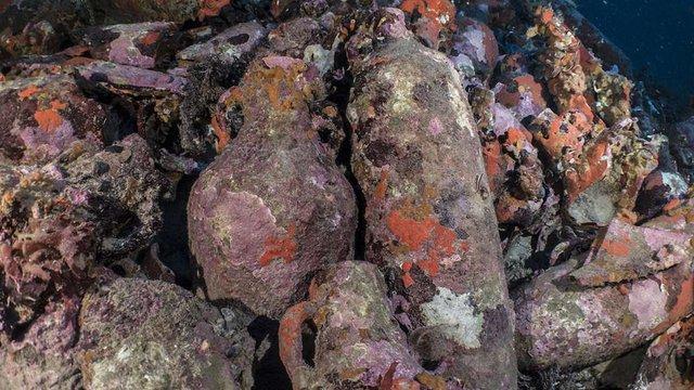 Археологи знайшли біля берегів Іспанії корабель, який затонув 1800 років тому