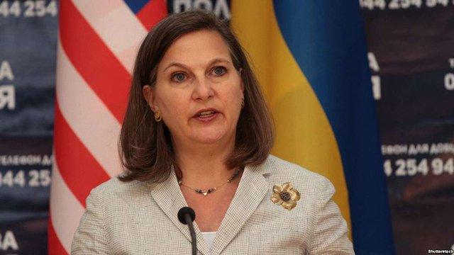 Вікторію Нуланд і 6 інших високопоставлених чиновників звільнили з Держдепу США