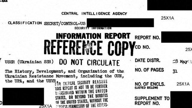У секретному документі ЦРУ УПА назвали однією з найпотужніших армій опору свого часу
