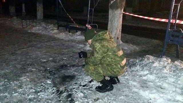 Під час смолоскипної ходи з нагоди Дня пам'яті Героїв Крут у Слов'янську стався вибух