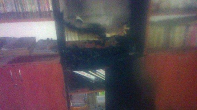 Двоє п'яних школярів підпалили школу у Турківському районі