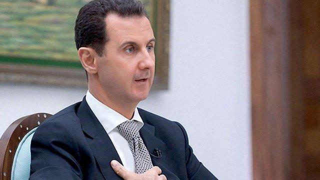 ЗМІ повідомили про інсульт у президента Сирії Башара Асада