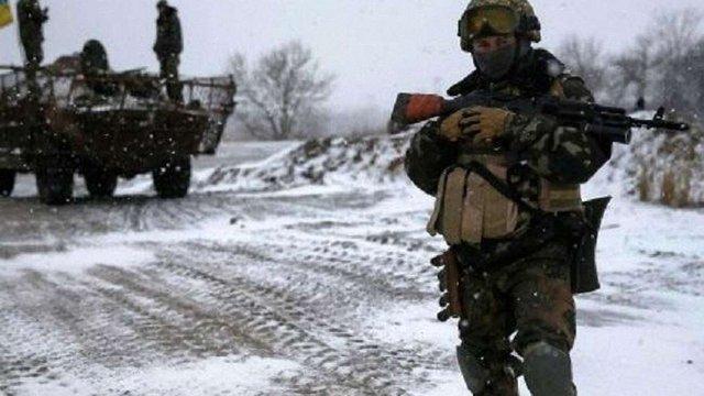 У боях на Донбасі сьогодні загинули троє військових, ще двадцять поранені