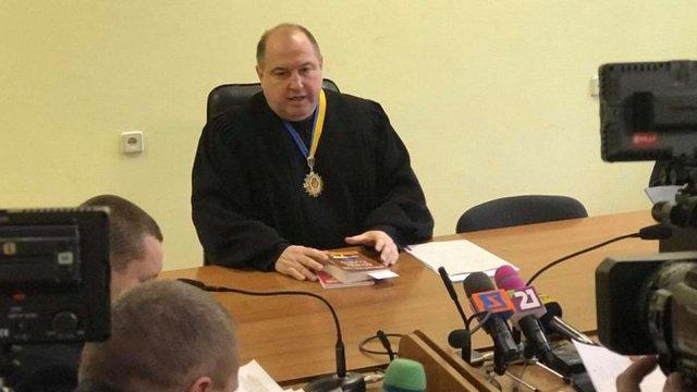 Суд відсторонив від посади першого заступника міського голови Ужгорода