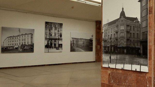 У Палаці мистецтв відкрилась виставка відновлених фотографій старого Львова