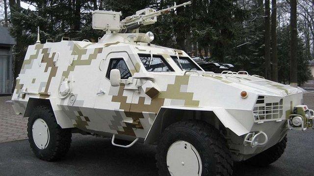 «Львівський бронетанковий завод» отримав держзамовлення на бронемашини «Дозор-Б»