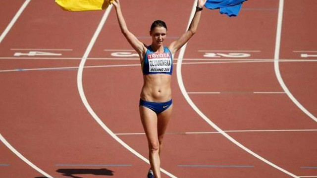 Українську легкоатлетку дискваліфікували на 4 роки через допінг