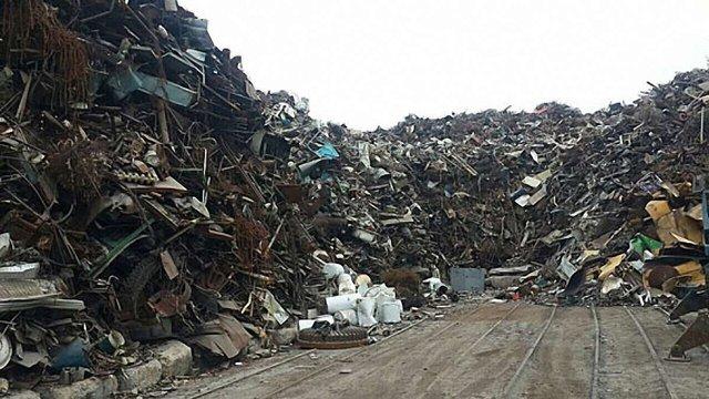 На Херсонщині податківці вилучили 3,8 тис. т металобрухту, який вивозили за кордон