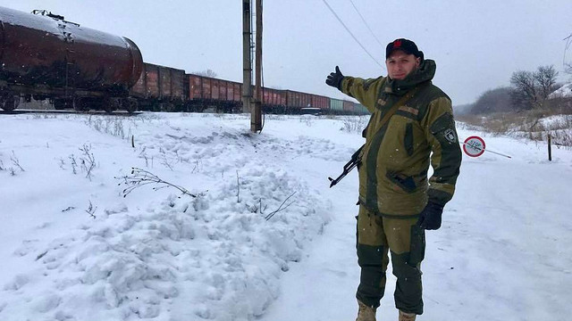 Парасюк заявив, що не бив поліцейського на блокпосту біля Бахмута