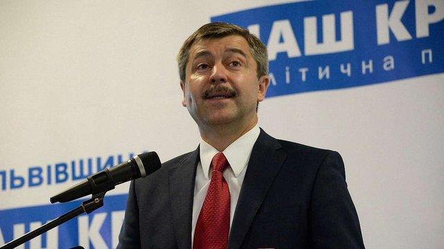 Керівник НСЖУ виступив проти вступу Мирослава Хом'яка