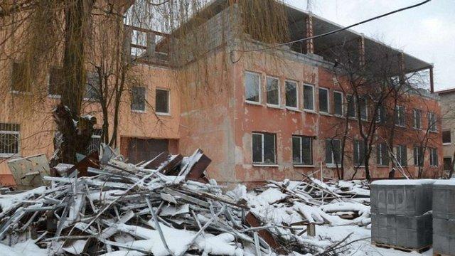 Уряд виділив ₴45 млн на завершення реконструкції Львівського перинатального центру