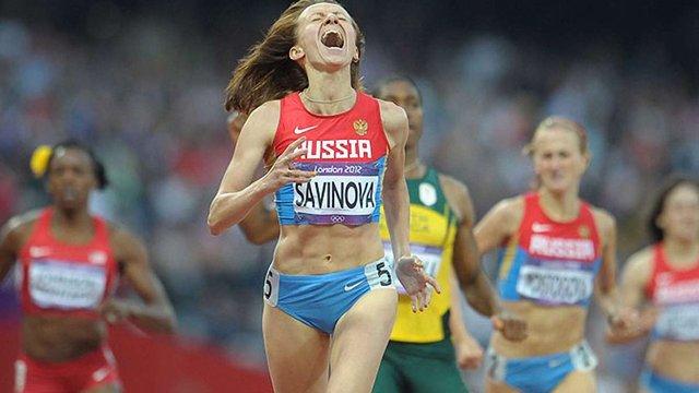 Російська легкоатлетка втратила золото Олімпіади-2012 через допінг
