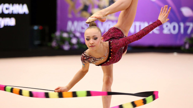 13-річна львівська гімнастка завоювала чотири золота на міжнародному турнірі в Естонії