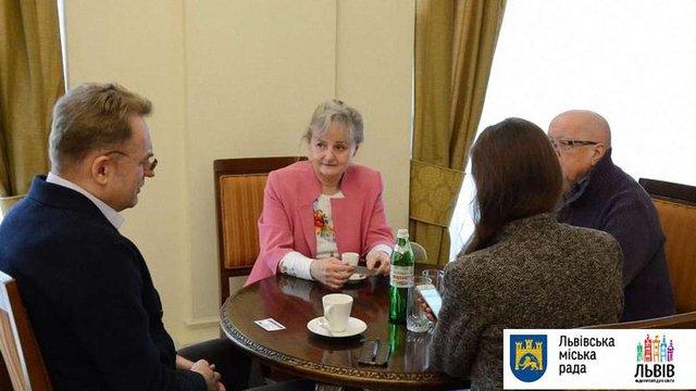 У Львові обговорили можливість проведення молодіжних польсько-українських культурних зустрічей