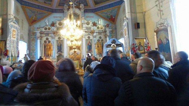 На Тернопільщині громада церкви перейшла з  УПЦ МП до УПЦ КП