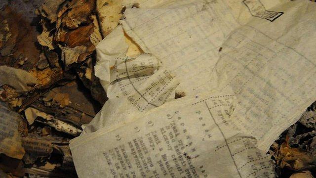 СБУ випадково знайшла унікальні архівні документи ОУН на Тернопільщині
