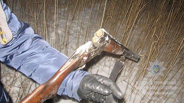 У Дніпропетровській області тесть випадково застрелив зятя на полюванні