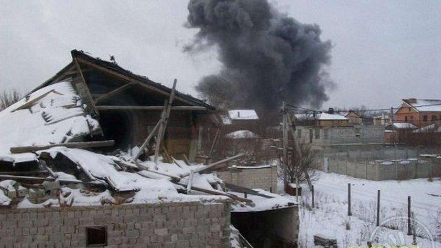 В окупованому Донецьку поблизу заводу хімічних виробів стався вибух