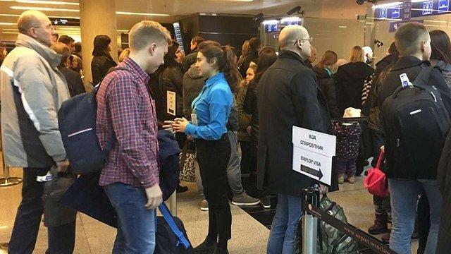 В аеропорту Вроцлава з'явилися інформаційні таблички українською мовою