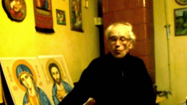 У Львові поховали відомого графіка Івана Крислача