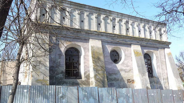 У Жовківській синагозі створять регіональний культурний центр