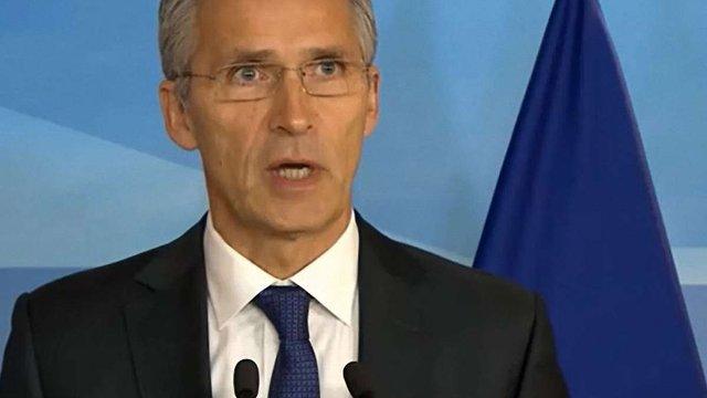 НАТО схвалило рішення щодо своїх дій у Чорному морі і посилення заходів кібербезпеки