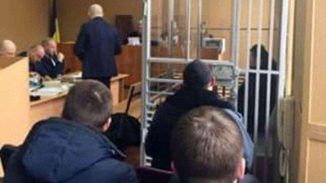 Обвинувачений у вбивстві патрульних у Дніпрі відмовився давати свідчення у суді