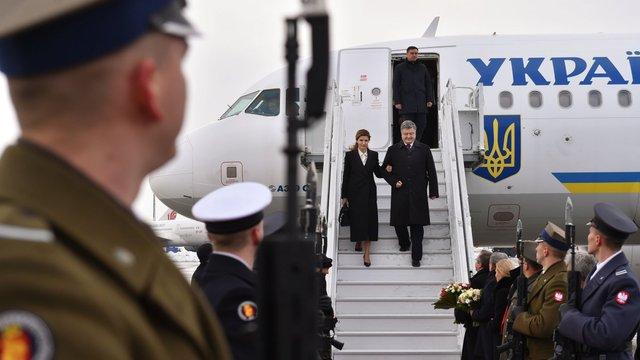 «ПЗУ Україна» застрахувала президентський авіапарк на півтора мільярди гривень