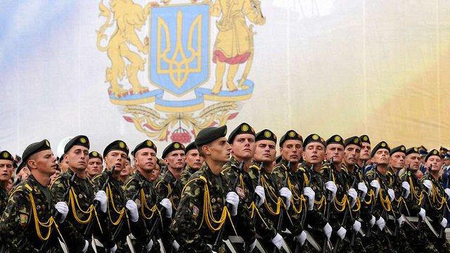 На лінії зіткнення перебувають 37 тис. українських військових