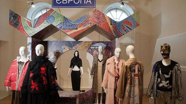 Сім українських дизайнерів представили колекції London Fashion Week