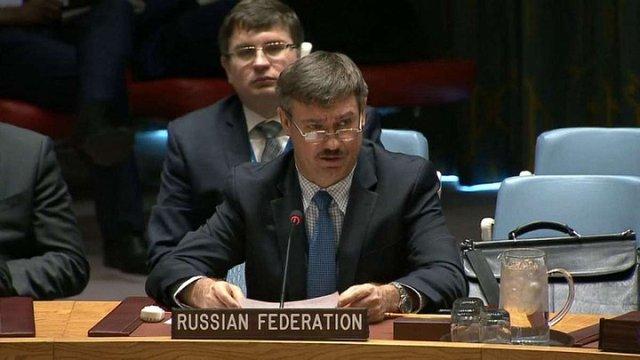 Перший заступник Чуркіна став в.о. постійного представника РФ при ООН