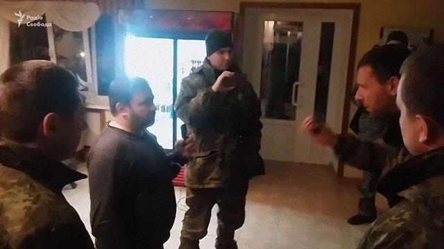 Поліція перевіряє обставини конфлікту Парасюка з журналістом Андрієм Дзиндзею