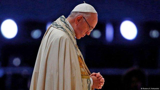 Папа Франциск першим з понтифіків відвідав англіканську церкву в Римі