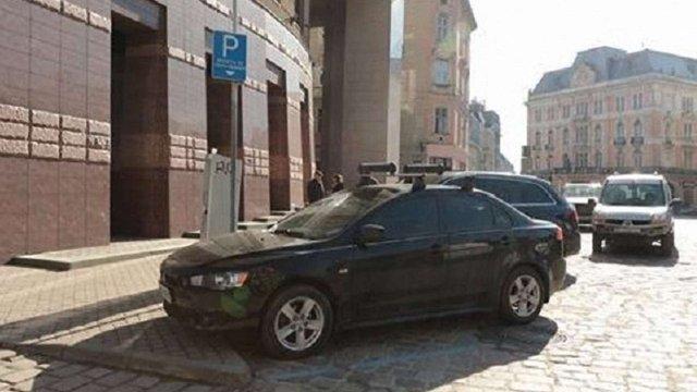 У Львові запровадять онлайн-оплату за паркування