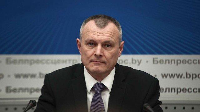 «Жадана я не знаю», - міністр МВС Білорусі про затримання письменника у Мінську