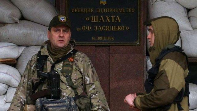 Терористи «націоналізували» українські підприємства в ОРДЛО
