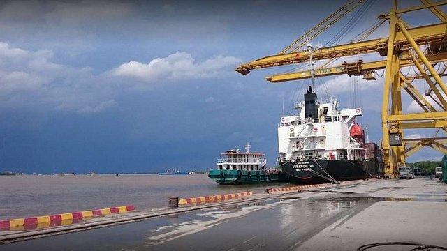 Україна вимагає дивідендів за користування одним з найбільших портів В'єтнаму