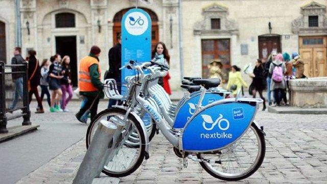 Сервіс Nextbike збільшить у Львові кількість станцій велопрокату
