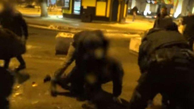 Суд арештував на два місяці затриманих за бандитизм львівських поліцейських