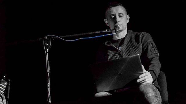 У Львові покажуть мультимедійну виставу на тексти Сергія Жадана