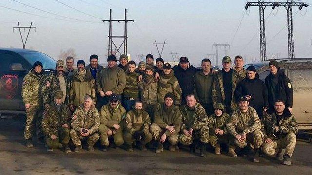 Учасники блокади Донбасу повідомили про відкриття нового мобільного посту в Донецькій області
