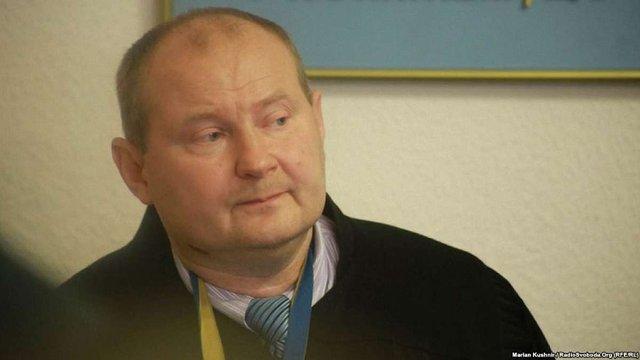 Затриманий у Молдові суддя Микола Чаус відмовився давати свідчення