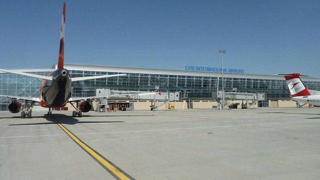 Львівський аеропорт планує збільшити пасажиропотік до мільйона пасажирів в рік