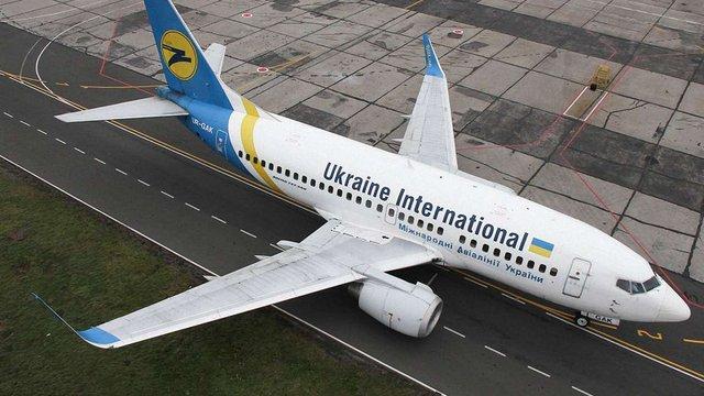 МАУ введе додаткову плату за вибір місць у літаках